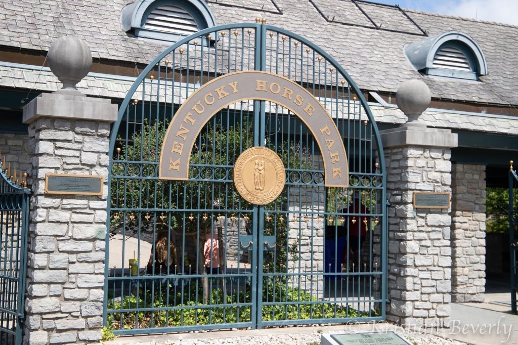 Kentucky Horse Park Gate
