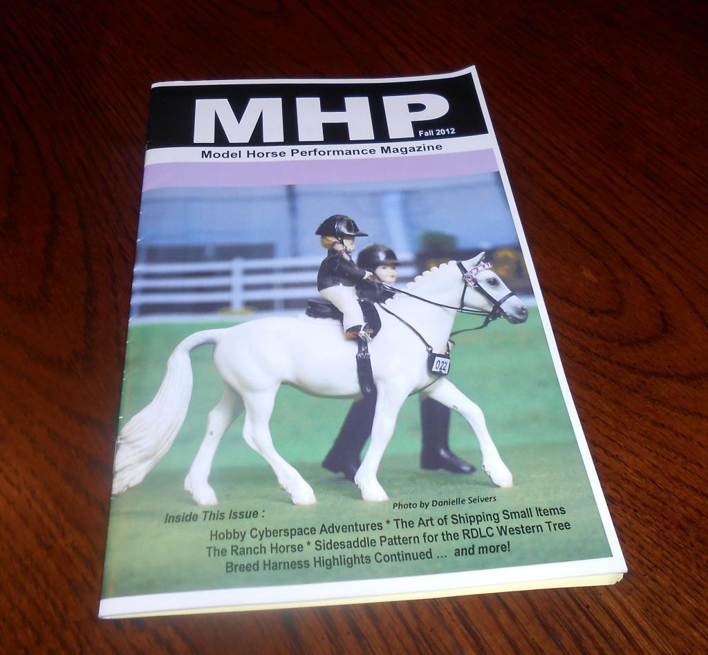 Model Horse magazine